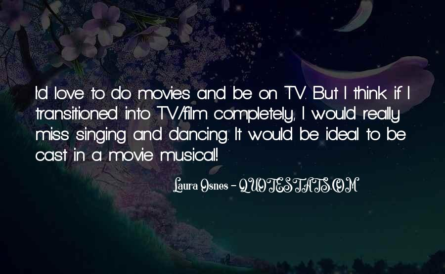 Quotes About Dancing From Movies #1059893