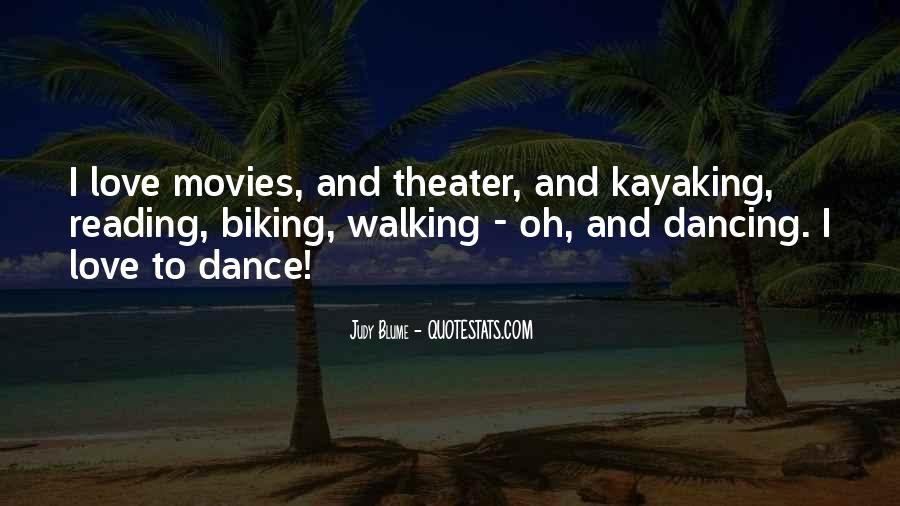 Quotes About Dancing From Movies #1699879