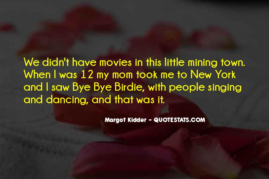 Quotes About Dancing From Movies #531136