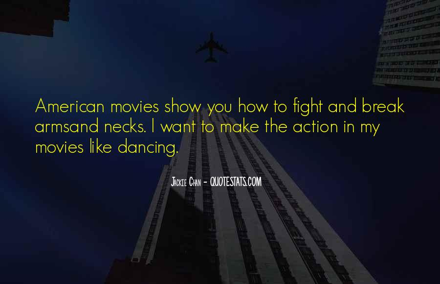 Quotes About Dancing From Movies #80340