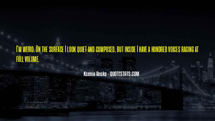 Quotes About Deindividuation #1504457