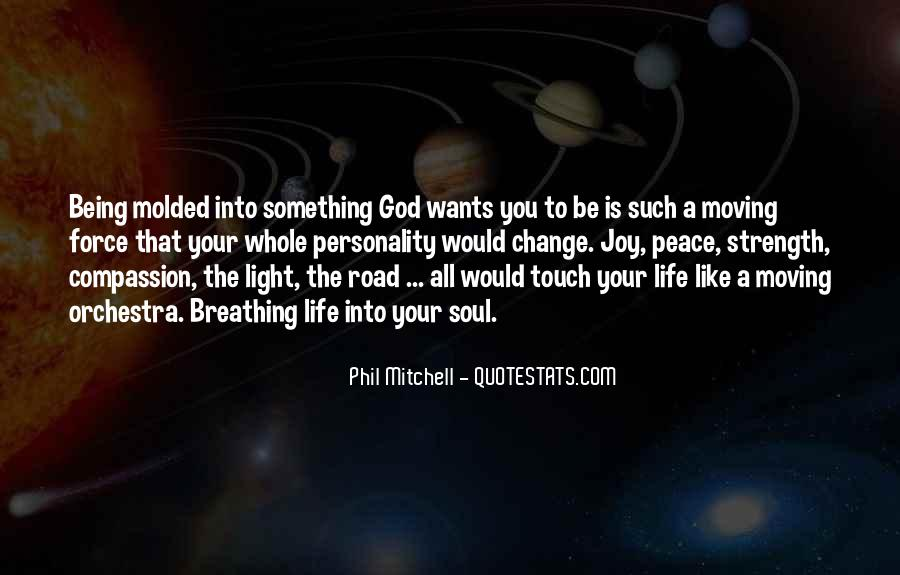 Quotes About God's Light #154318
