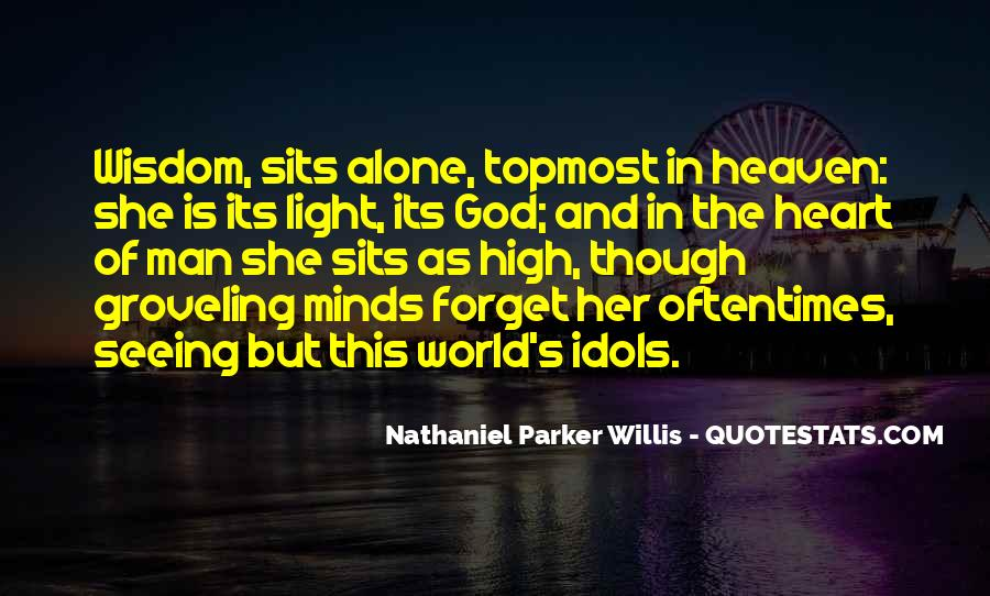 Quotes About God's Light #442153