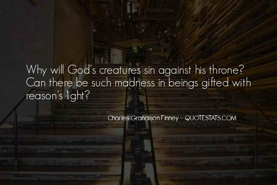 Quotes About God's Light #447894