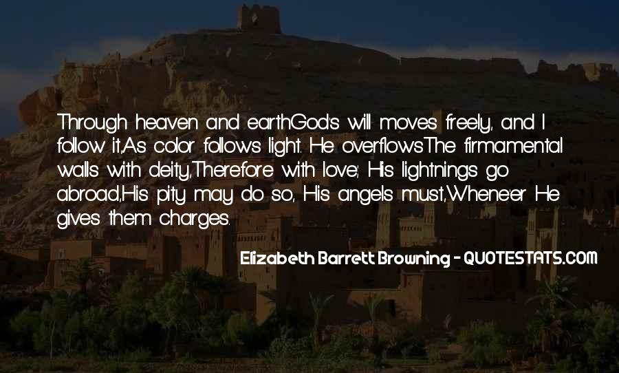 Quotes About God's Light #501154