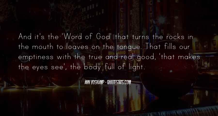 Quotes About God's Light #653258