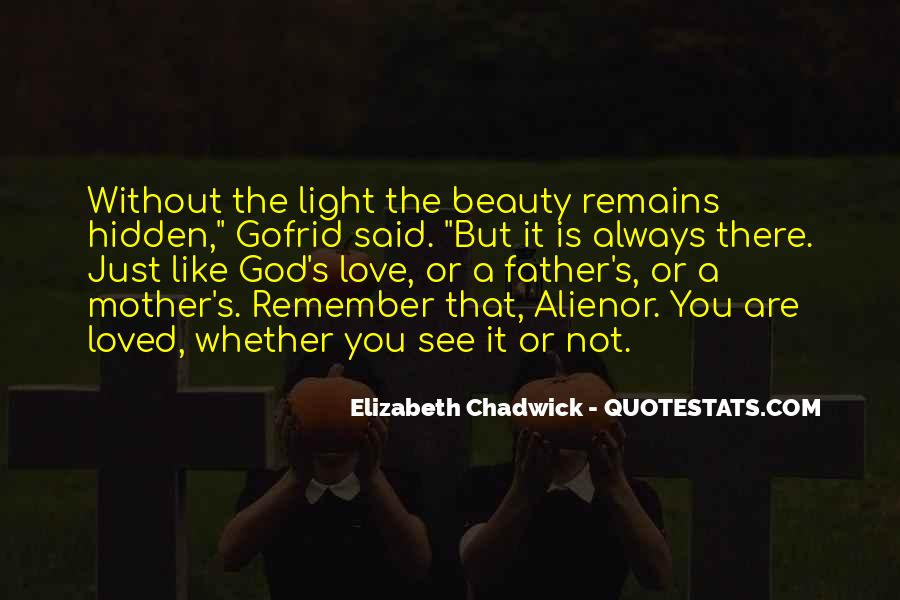 Quotes About God's Light #692781