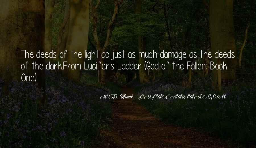 Quotes About God's Light #738166