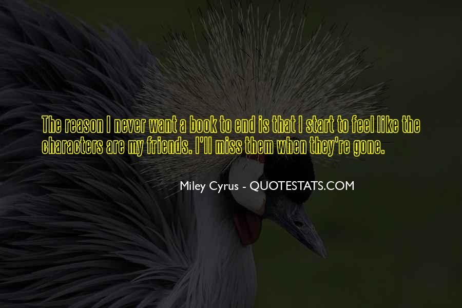 Quotes About Will Miss You Friends #261430