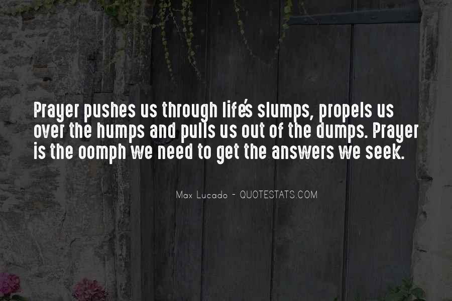 Quotes About Slumps #1824018
