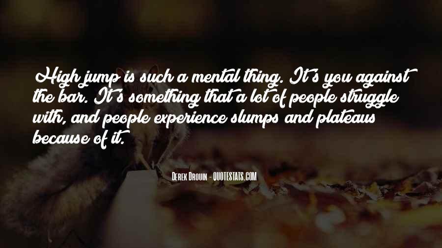 Quotes About Slumps #59382