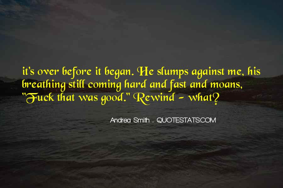 Quotes About Slumps #928391
