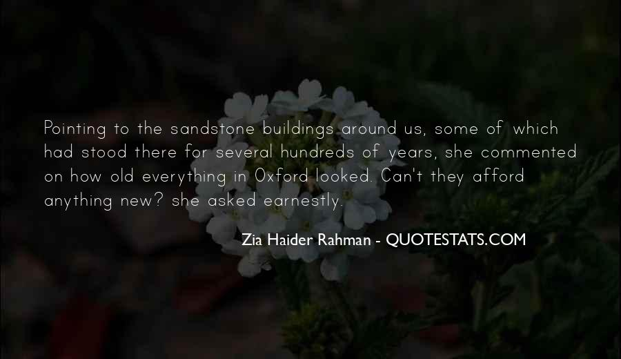 Quotes About New Buildings #1704730