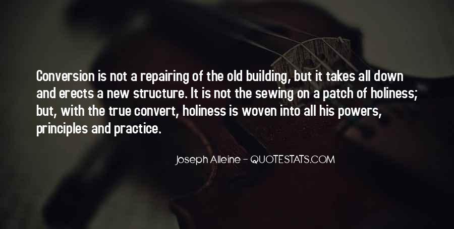 Quotes About New Buildings #193208