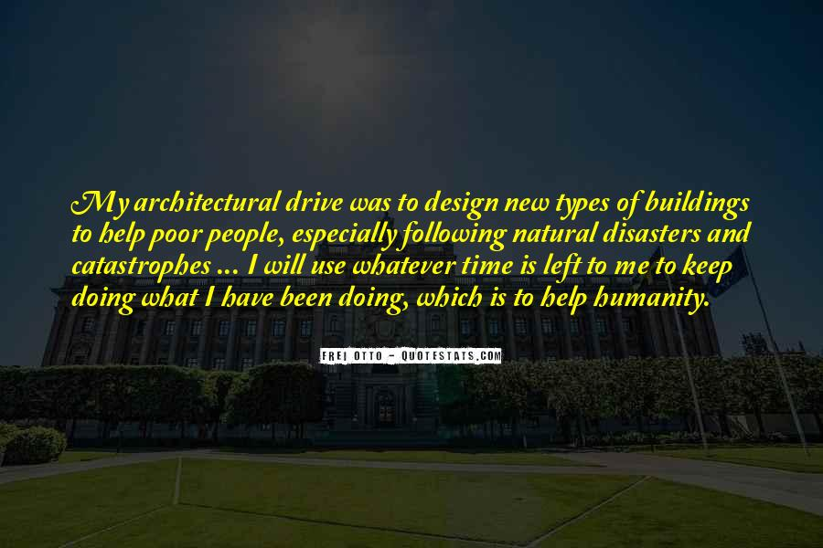 Quotes About New Buildings #434871