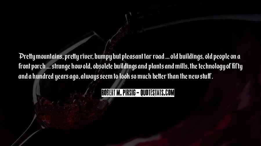 Quotes About New Buildings #482862