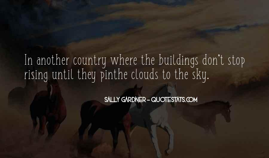 Quotes About New Buildings #707676