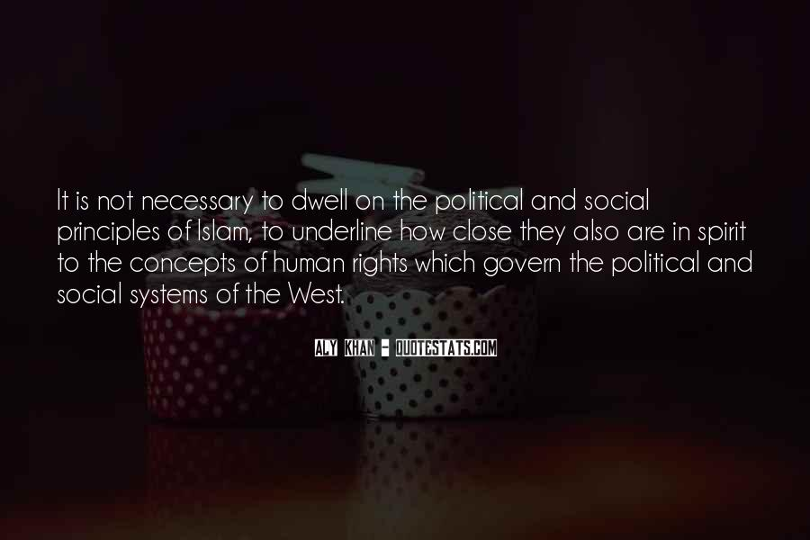 Quotes About Human Rights In Islam #5099