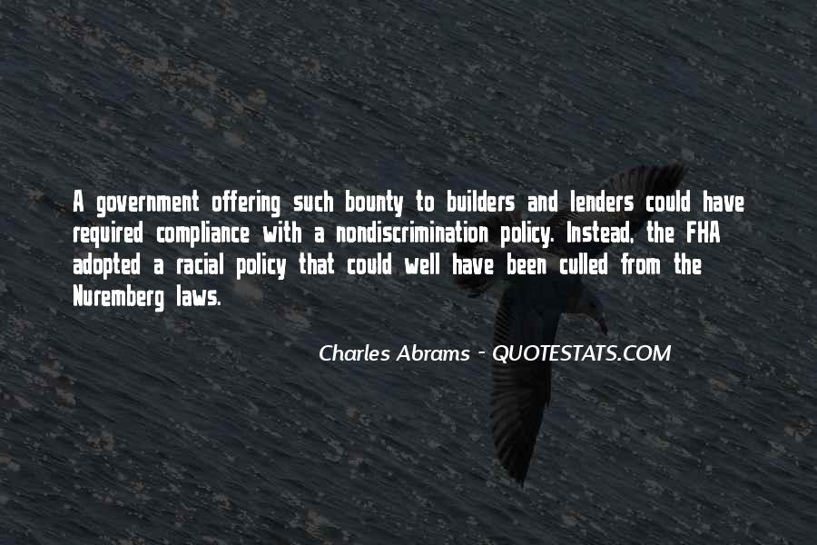 Quotes About The Nuremberg Laws #1730003