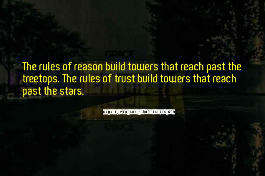Quotes About Treetops #1466107