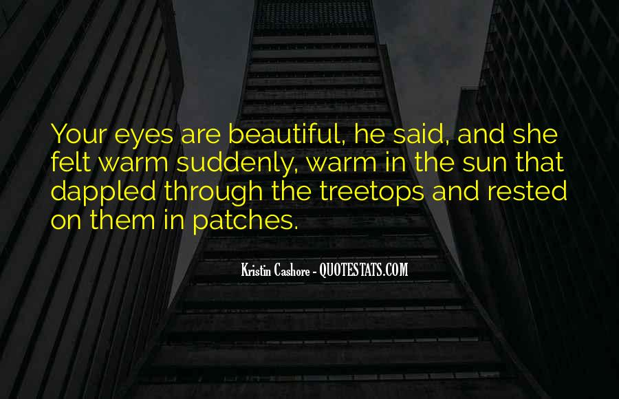 Quotes About Treetops #1686453