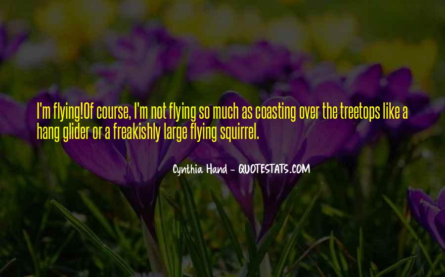 Quotes About Treetops #1846847