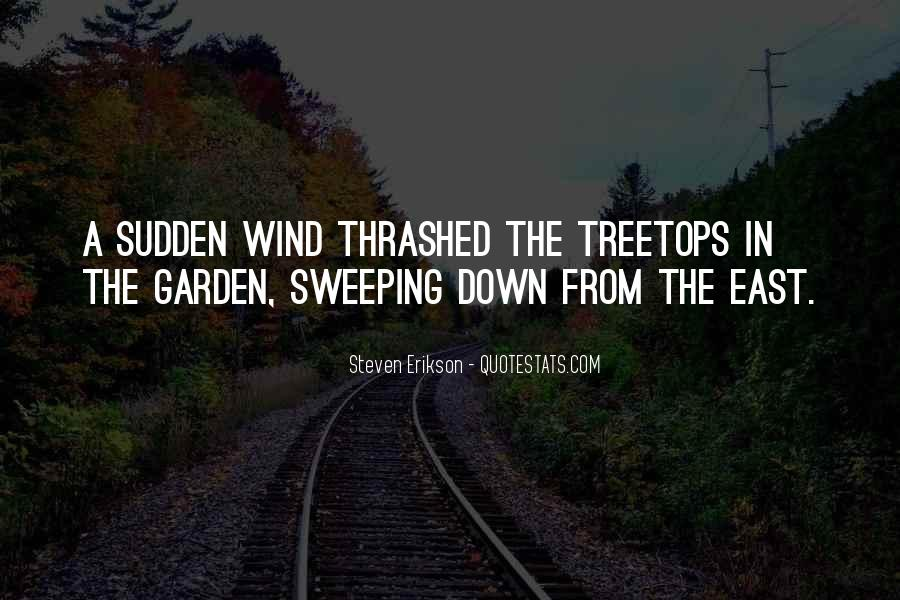 Quotes About Treetops #901392