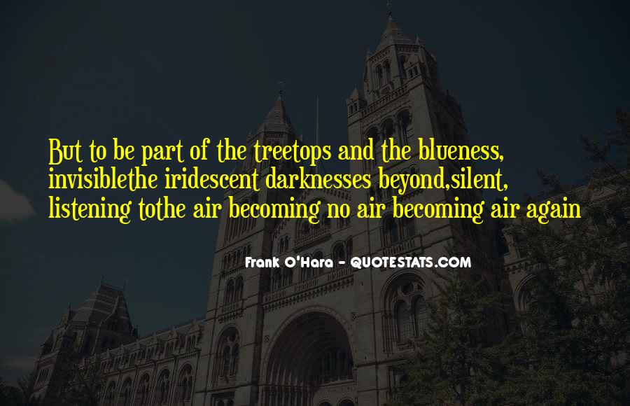Quotes About Treetops #975413