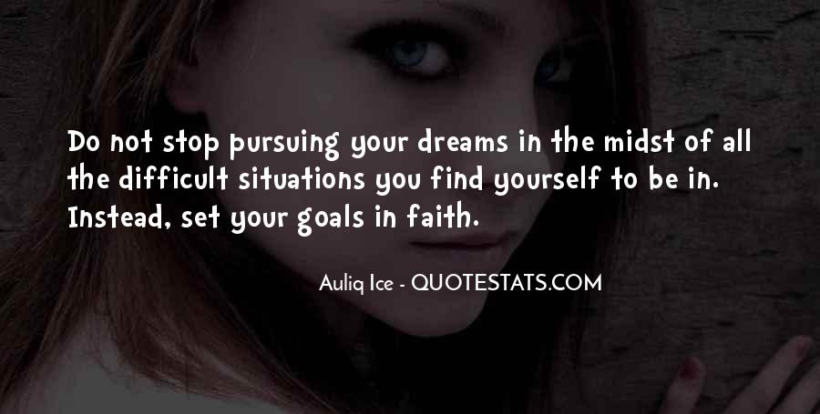 Quotes About Pursuing Happiness #1234818