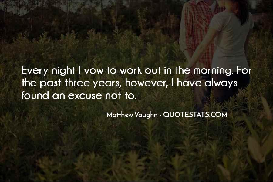Quotes About The Past Years #13737