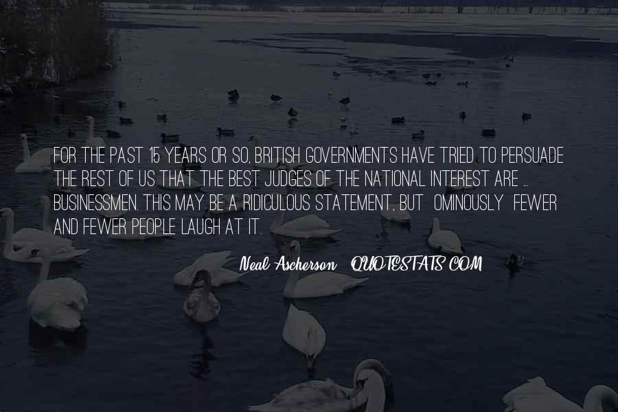 Quotes About The Past Years #190261