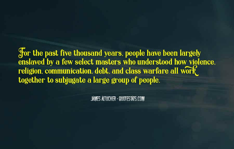 Quotes About The Past Years #211274