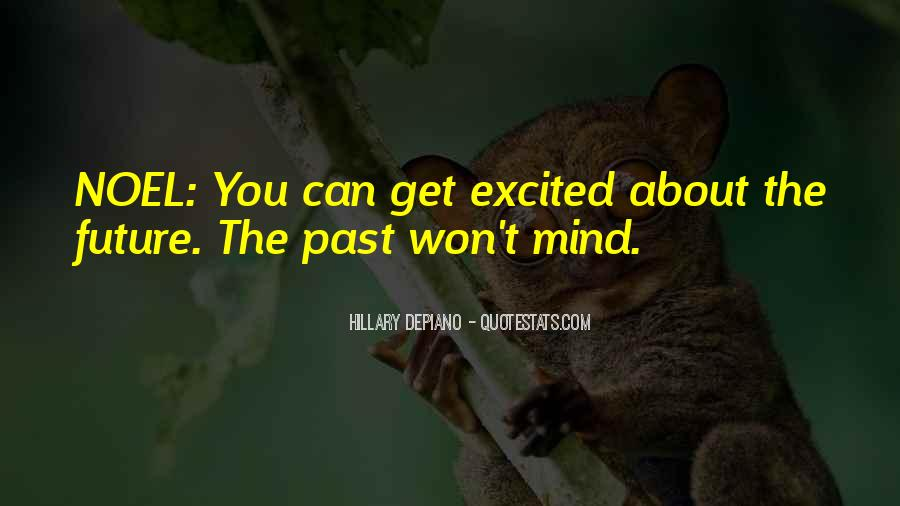 Quotes About The Past Years #99414