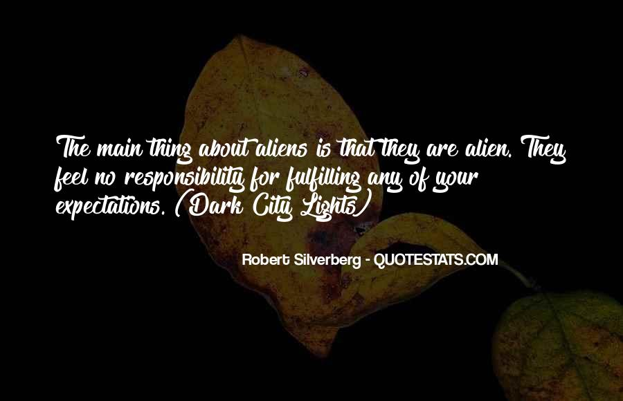 Quotes About Alien Life #1722823