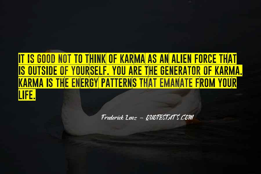 Quotes About Alien Life #478758