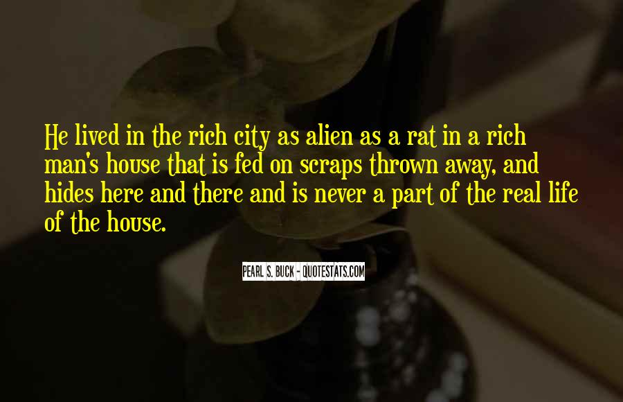 Quotes About Alien Life #780670