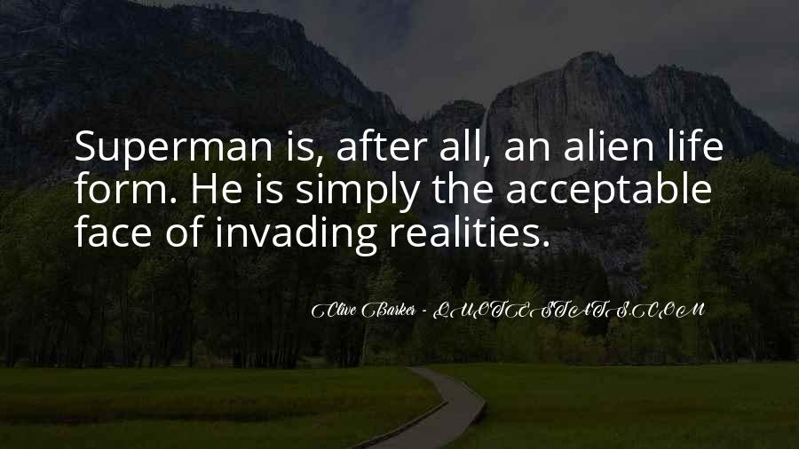 Quotes About Alien Life #789601