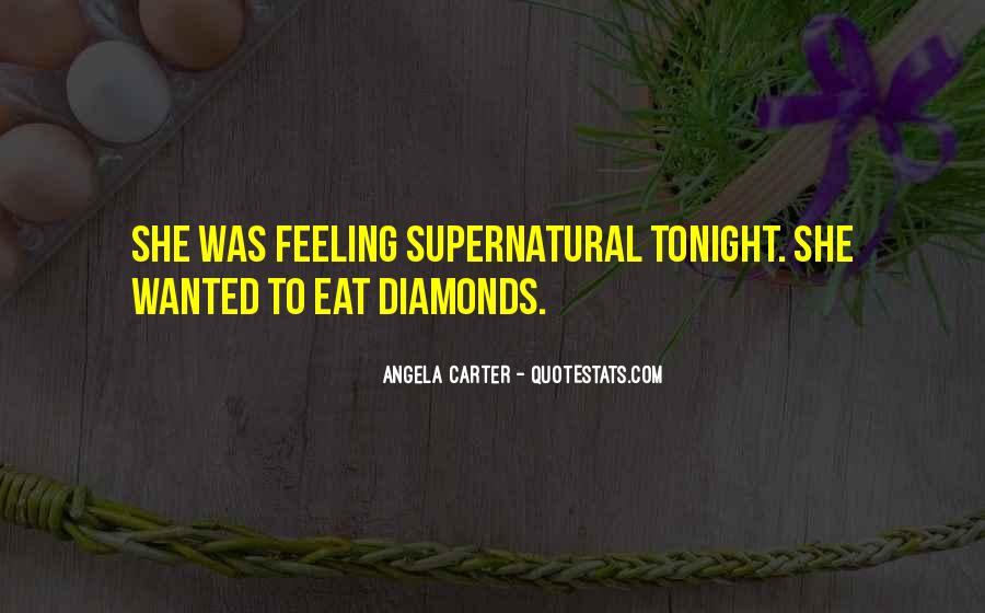 Quotes About Tonight #21812