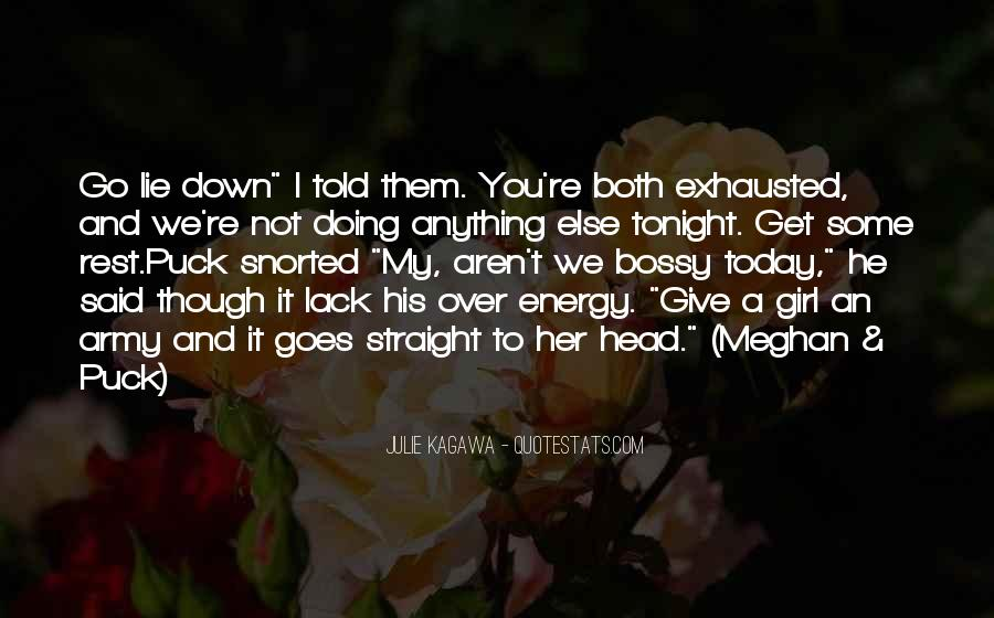 Quotes About Tonight #25303