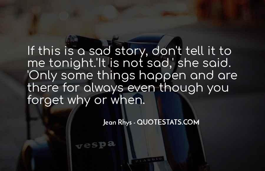 Quotes About Tonight #5459