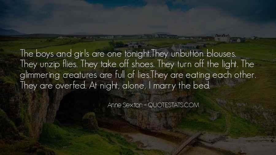 Quotes About Tonight #64909