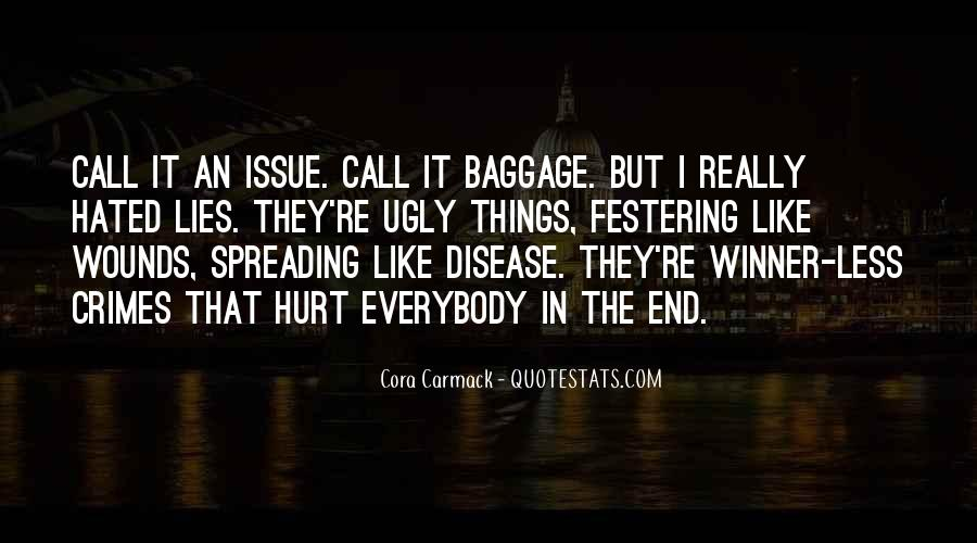 Quotes About Spreading Disease #1737296