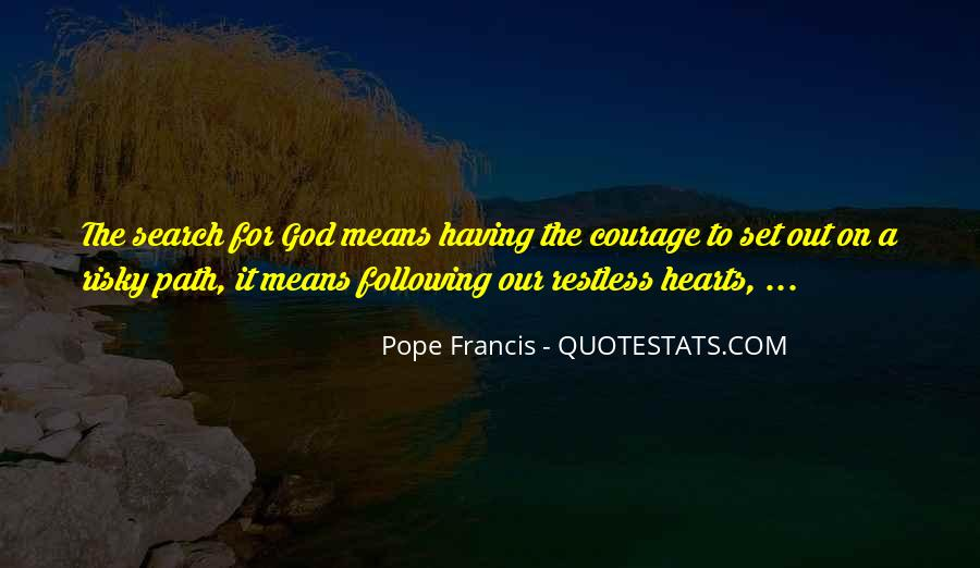 Quotes About Not Following Your Heart #920251