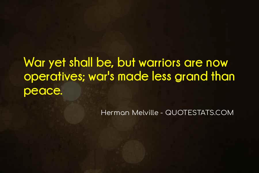 Quotes About Technology In Warfare #668462