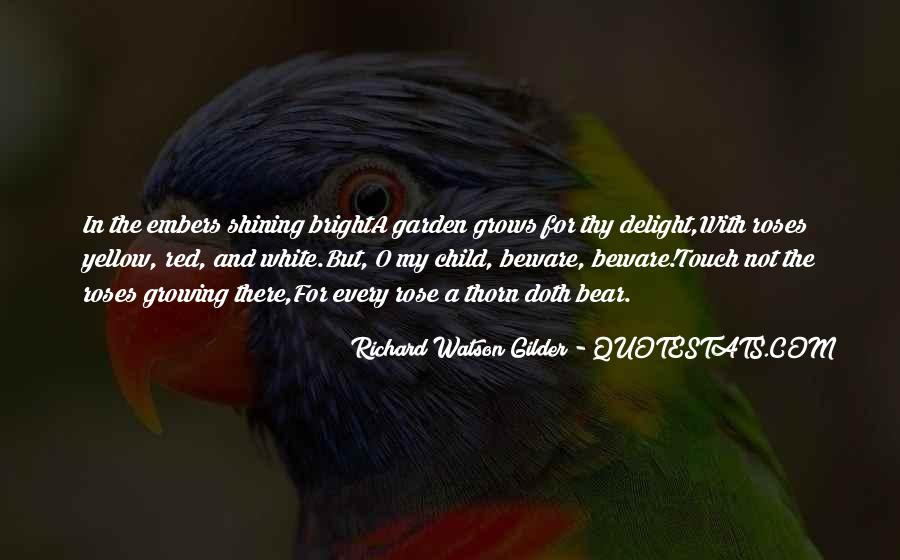 Quotes About Embers #1002512