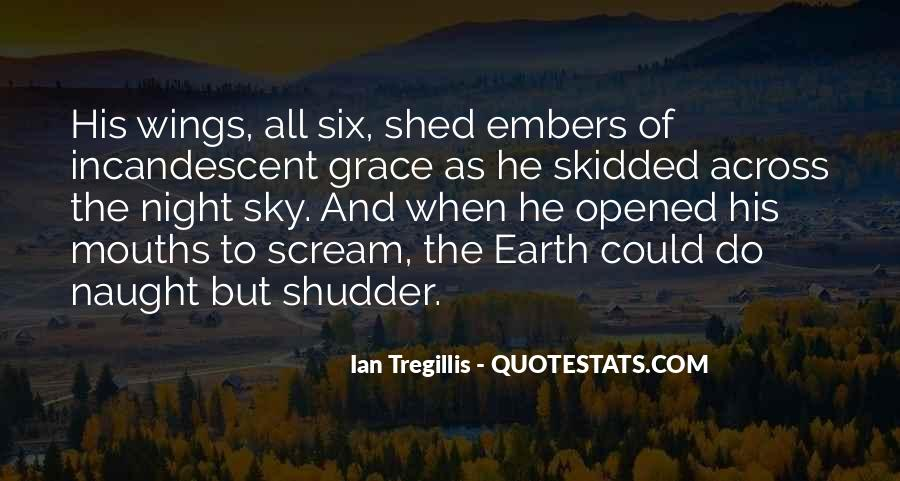 Quotes About Embers #1125910