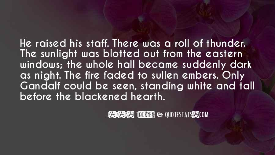 Quotes About Embers #1242172