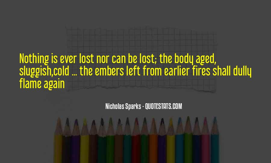 Quotes About Embers #1439381