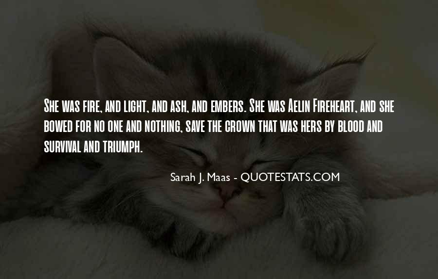 Quotes About Embers #158984