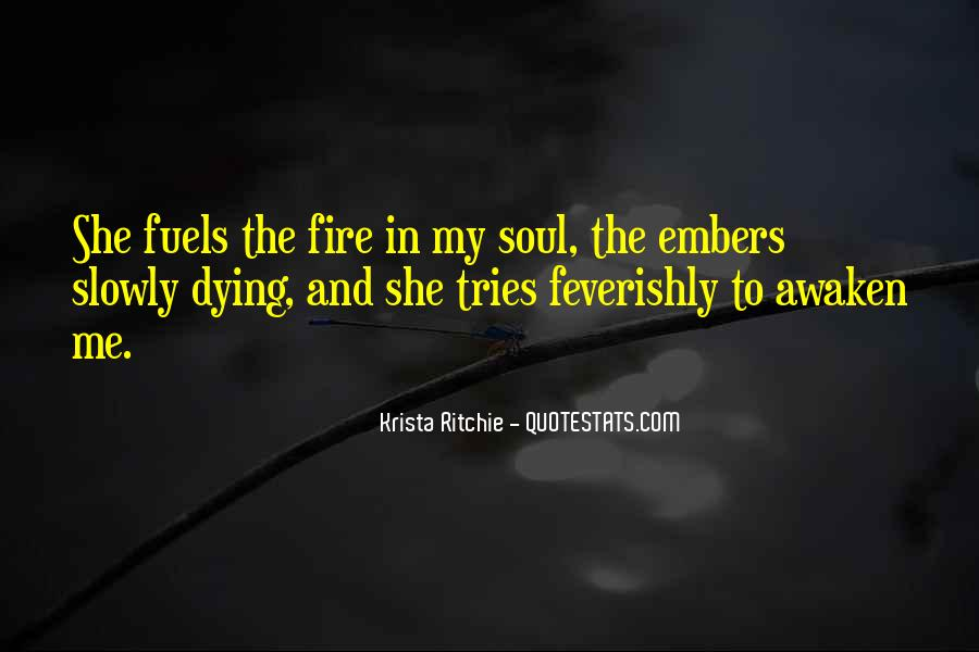 Quotes About Embers #190313